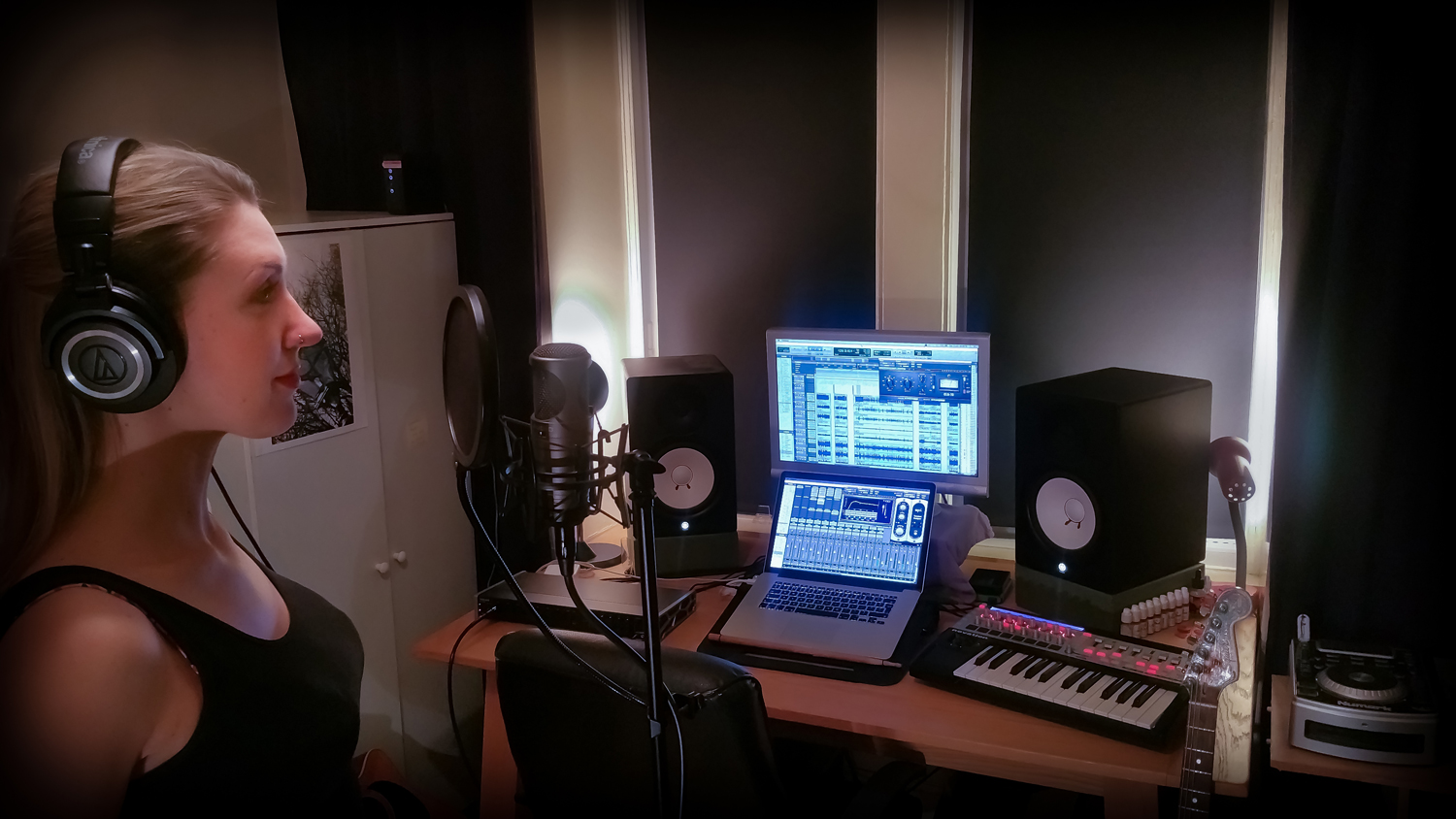 Black Cave Recordings: Edinburgh Studio