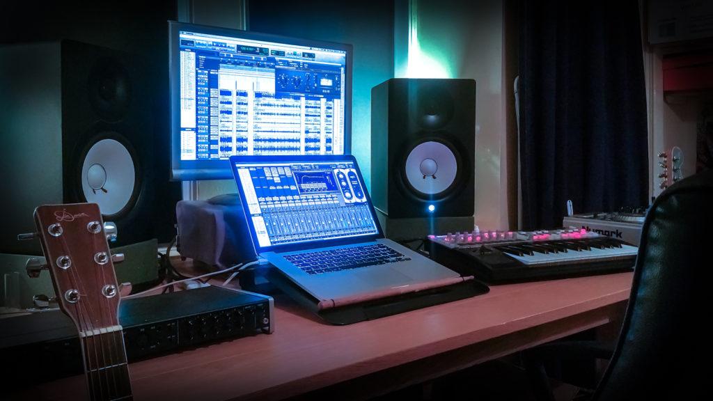 Vocal Recording Edinburgh